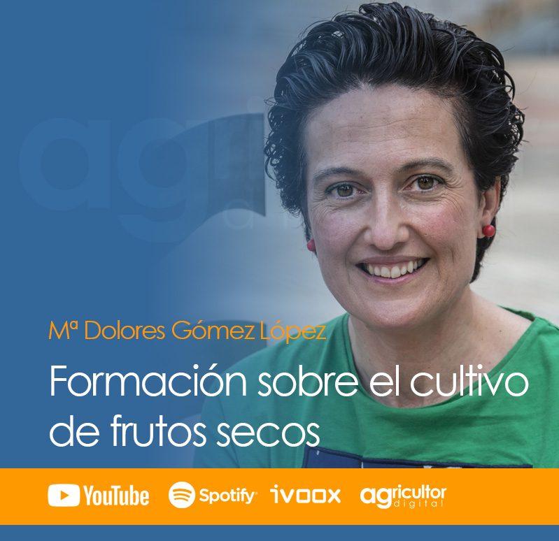 Mª Dolores Gómez López Doctora ingeniería Agronómica por la UPTC