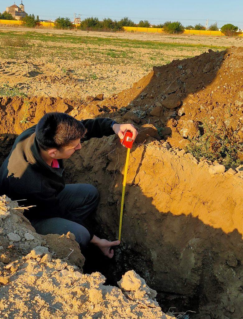 evaluación del suelo