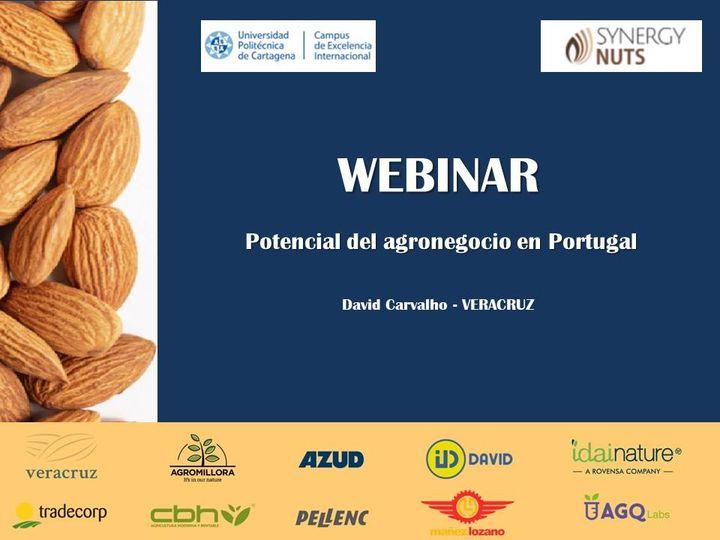 pootencial del agronegocio en Portugal